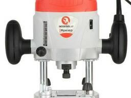 Фрезер, 1200 Вт, 8000-28000 об/мин, цанга 6/8 мм, макс глубина 52 мм Intertool DT-0950
