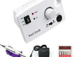 Фрезер для маникюра и педикюра Nail Polisher DM-211 White