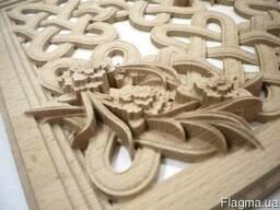 Фрезерная резка и гравировка материалов
