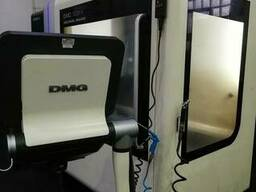 Фрезерний станок с ЧПУ DMG DMC1035V