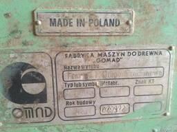 Фрезерный станок GOMAD DFDA-3