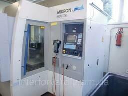 Фрезерный станок Mikron HSM 700
