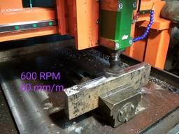 Фрезерный станок по стали с ЧПУ