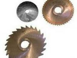 Фрезы отрезные по металлу Ф 100мм, ф 125мм, ф 160мм, ф 200мм