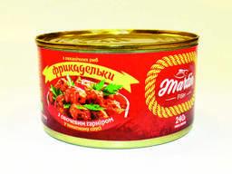 Фрикадельки в томатном соусе 240 г