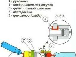 Фрикционы для тренажера Бизон, Бизон1, Бизон1M, Бизон2. Украина