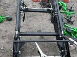 Погрузчик фронтальный на МТЗ трактор фирмы Beromet - фото 3