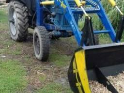 Фронтальный погрузчик Hermes-500 на трактор Т25 Ковш
