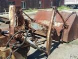 Фронтальный погрузчик Кун на трактор ДТ-75 - фото 3