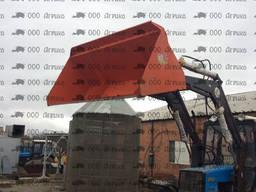 Фронтальный погрузчик ПБМ 4. 6 метра на трактор МТЗ-80
