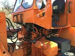 Фронтальный погрузчик Т-156 Двигатель ММЗ-260
