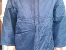Фуфайка рабочая (куртка утепленная)