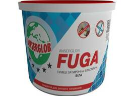 Фуга Anserglob белая 1- 3 кг