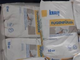 Fugenfuller Шпатлёвка стартовая гипсовая 10 кг (110 шт/пал)