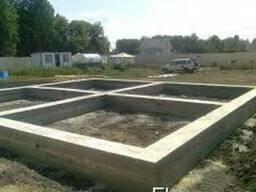 Фундамент ленточный ФЛ12-12-2 1180х1200х300