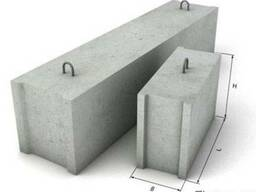 Фундаментные блоки ФБС бу