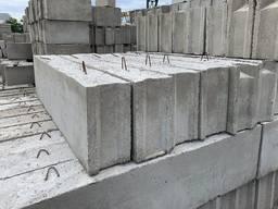 Фундаментные блоки ФБС 9.3.6т, купить, гост, цена