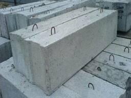Фундаментные блоки (ФБС) в Одессе 120*40*60