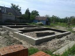 Фундаментные работы, бетонирование - фото 2