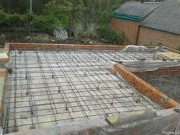 Фундаментные работы, бетонирование - фото 4