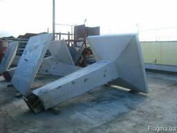 Фундаменты под высоковольтные опоры 35-500 кВ Ф -1А