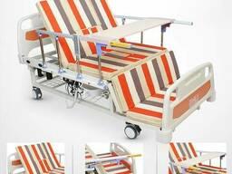 Функциональная медицинская кровать с Туалетом и Ванночкой.
