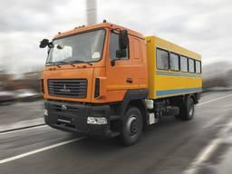 Фургон ФПВ-44224 (вахтовка) на базе шасси МАЗ-5340С5