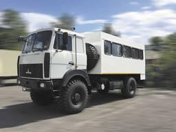 Фургон ФПВ-44424 на базе шасси МАЗ-5316F5
