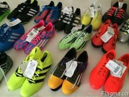 FUT MIX. Лот 20 пар. Бренды : Adidas Nike. 27 евро.