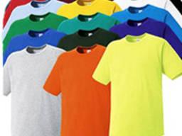 Футболка (цветовая гамма в ассортименте)
