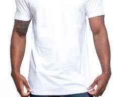 Футболка мужская для цировой печати плотность ткани 160 г/м2 100% хлопок (Combed Cotton)