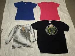 Фирменные футболки мужские женские