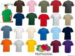 Футболки fruit of the loom оптом