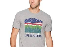 Футболки Life is good мужские и женские США Оригинал !Опт !