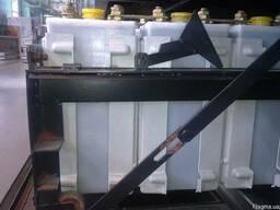 Футляры для крепления аккумуляторных в пассажирских вагонах