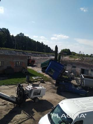 Сдам в аренду землю склад в городе Ровно с ЖД подездом КРАН