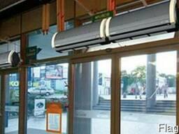 Г.Сумы Тепловые завесы обогреватели тепловентиляторы электро