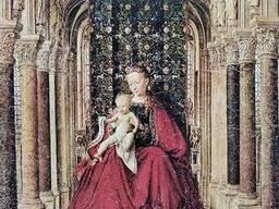 Галерея Слика, музеи света Дрезден. Первое издание