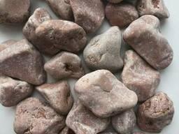 Галька розовая Пернис Италия 7-15 мм