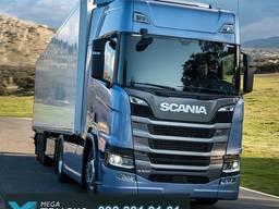 Гальма та запчастини Scania