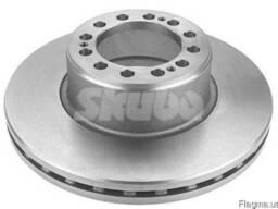 Гальмівний диск SAF 4079000500