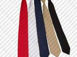 Галстук форменный Украина. Пошив корпоративных галстуков.