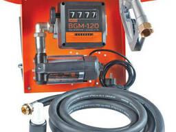 Gamma AC-45 - узел для заправки ДТ со счетчиком, 220В, 45 л/
