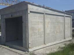 Купить сборный металлический гараж бу купить автономный отопитель для гаража