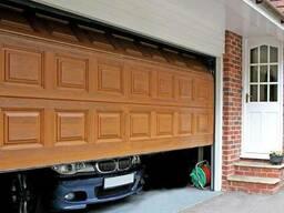 Ворота секционные, гаражные ворота