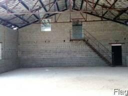 Гаражно - складское помещение в г. Полтава (продам склад)