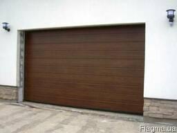 Гаражные секционные, ролетные ворота продажа, монтаж, ремонт