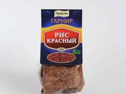 Гарнир рис красный.