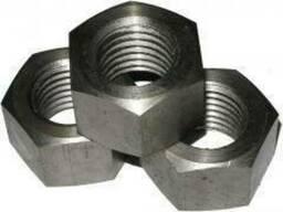 Гайка М12 ГОСТ 9064-75 для фланцевых соединений