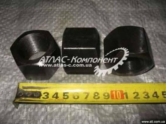 Гайка М33х1,5 пальца штанги реактивной КрАЗ